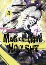 Magical Girl Holy Shit 8 Manga
