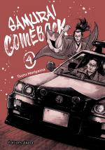 Samurai Comeback 4 Manga
