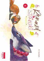 Le Renard et le Petit Tanuki 1