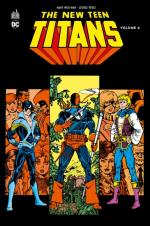 The New Teen Titans # 4