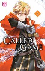 Called Game 2 Manga