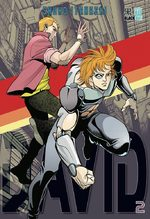 David 2 Manga
