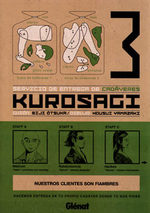 Kurosagi - Livraison de cadavres 3
