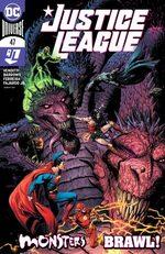Justice League 47 Comics