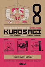 Kurosagi - Livraison de cadavres 8