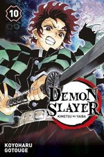 Demon slayer 10 Manga
