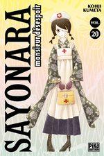 Sayonara Monsieur Désespoir 20 Manga
