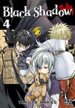 Black Shadow T.4 Manga