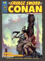 The Savage Sword of Conan 70