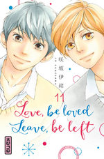 Love, be loved, Leave, be left # 11