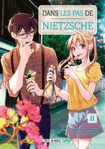 Dans les pas de Nietzsche T.2 Manga