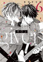 Given 6 Manga