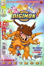 Digimon 2 Comics
