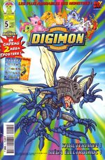 Digimon 5 Comics