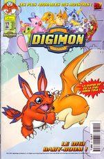 Digimon 12 Comics