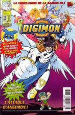 Digimon 13 Comics