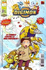 Digimon 18 Comics