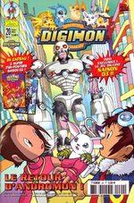 Digimon 20 Comics