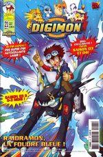 Digimon 21 Comics