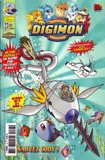 Digimon 23 Comics