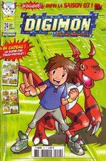 Digimon 24 Comics