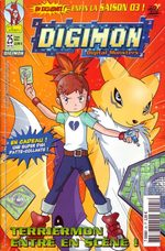 Digimon 25 Comics