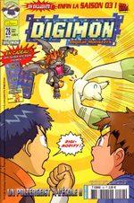 Digimon 28 Comics