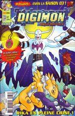 Digimon 33 Comics