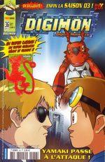 Digimon 36 Comics
