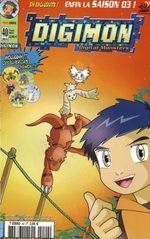 Digimon 40 Comics