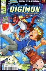 Digimon 46 Comics