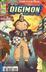 Digimon 45 Comics