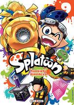 Splatoon 9 Manga