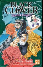 Black Clover - Quartet knights # 4