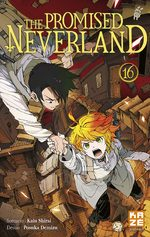 The promised Neverland 16 Manga