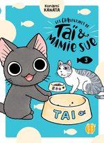 Les chaventures de Taï et Mamie Sue T.3 Manga