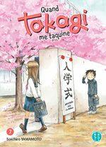 Quand Takagi me taquine T.7 Manga