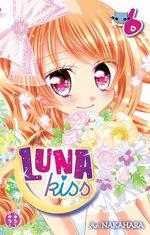 Luna Kiss T.6 Manga