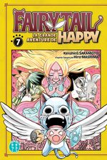 Fairy tail - La grande aventure de Happy # 7