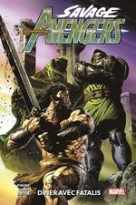 Savage Avengers # 2