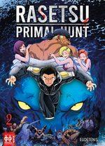 Rasetsu : Primal Hunt 2 Global manga