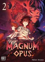 couverture, jaquette Magnum Opus 2