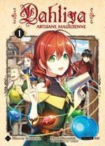 Dahliya - Artisane Magicienne 1