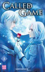 Called Game 3 Manga