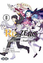 Re:Zero - Re:Life in a different world from zero - Troisième arc : Truth of Zero # 11
