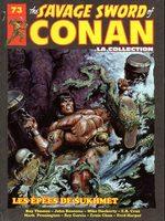 The Savage Sword of Conan 73
