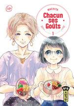 Chacun ses goûts T.1 Manga