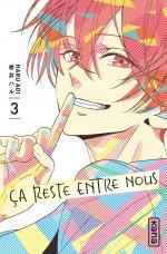 Ça Reste Entre Nous  T.3 Manga