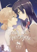 Bloom into you 8 Manga