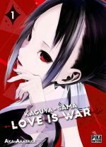 Kaguya-sama : Love Is War 1 Manga